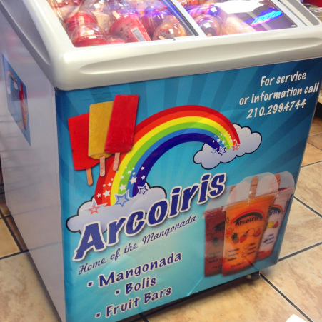 Familia Arcoiris DBA: Arco Iris Ice Cream